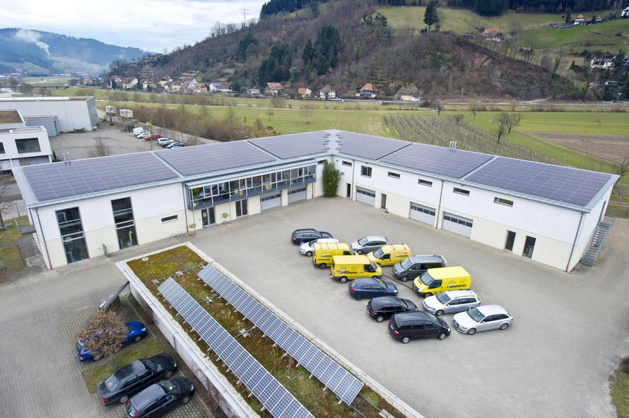 Centrosolar Group AG 30 anni di garanzia sui moduli vetro vetro