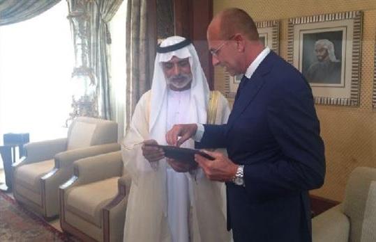 La Sardegna punta agli Emirati Arabi per investimenti in vari settori tra cui il fotovoltaico