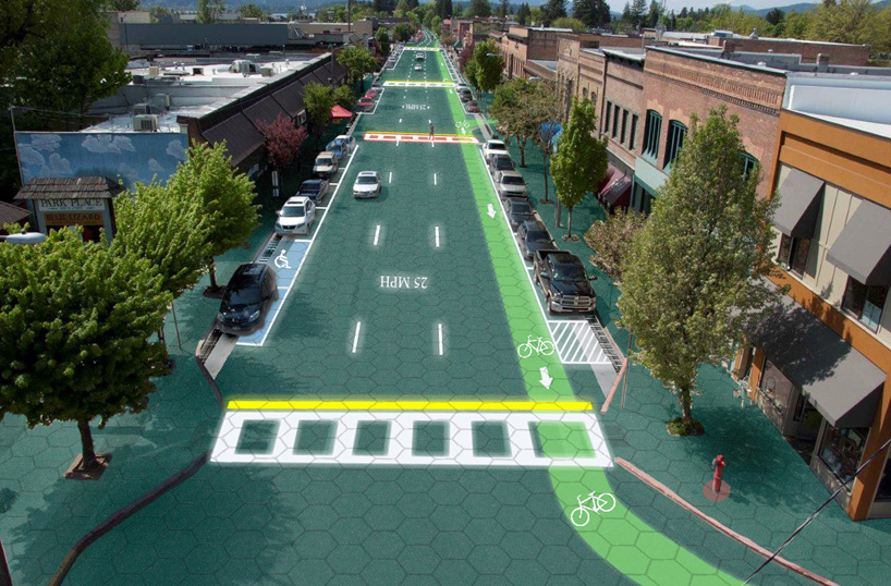 Fotovoltaico Prototipo di autostrade solari!