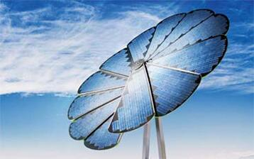 Vp Solar e Smartflower