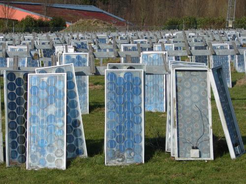 Come riciclare il fotovoltaico, ecco le regole da seguire
