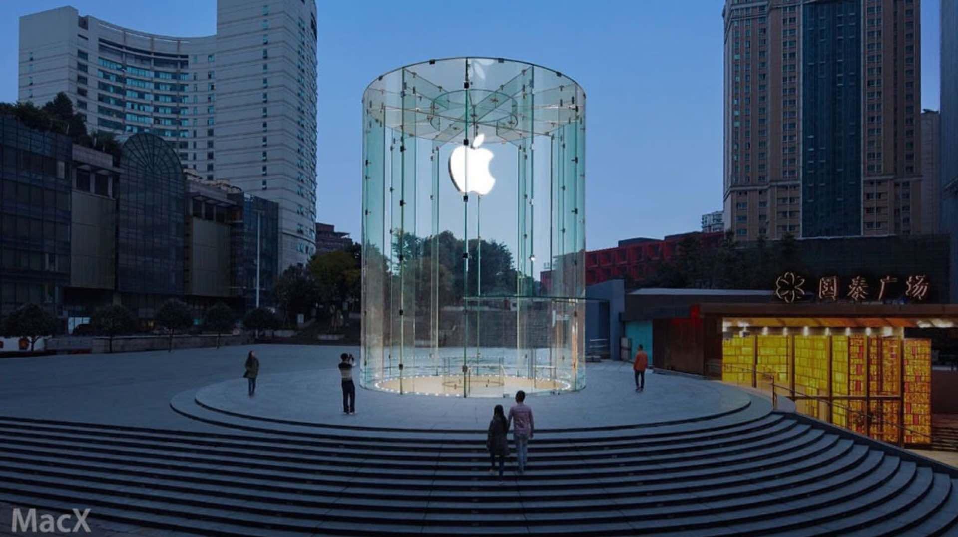 Apple e il suo percorso Green in Cina