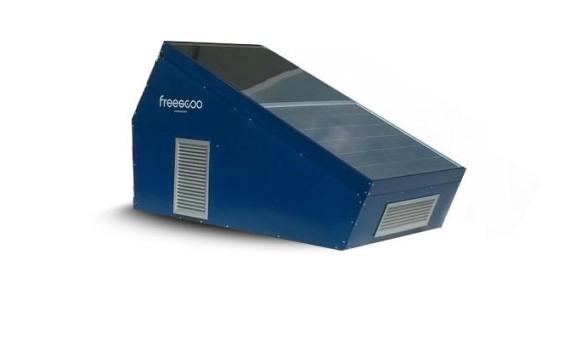 Arriva il condizionatore fotovoltaico