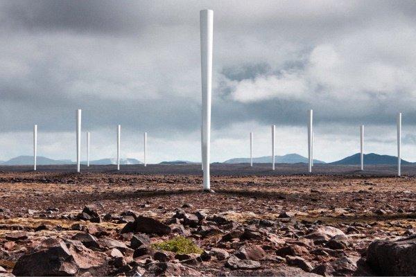 Dalla Spagna turbina eolica senza pale