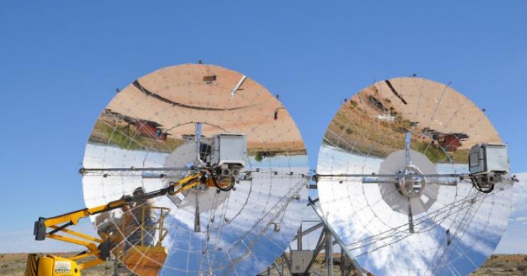 Fotovoltaico a concentrazione da record
