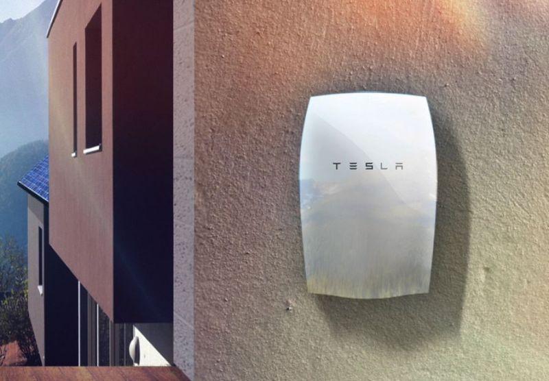 Tesla Powerwall e i suoi vantaggi
