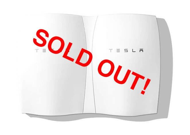 Valanga di richieste per Tesla Powerwall